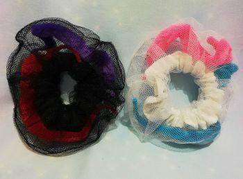 Worm on a String Scrunchie