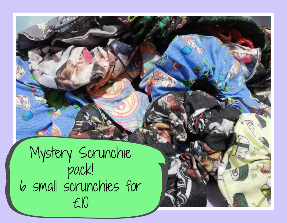 Mystery Scrunchie Pack!