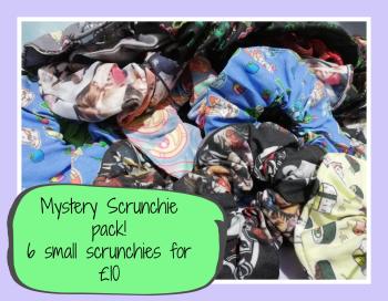 Mystery Scrunchie Pack!