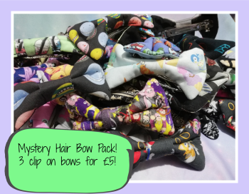 Mystery Hair Bow Pack