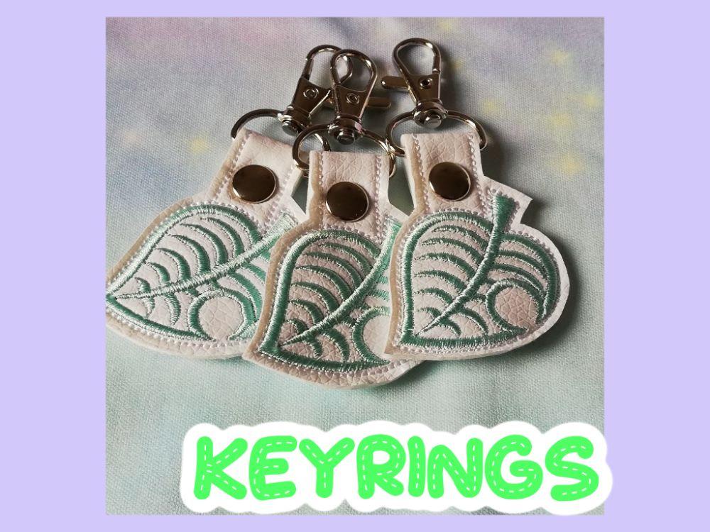 Charms and Keyrings