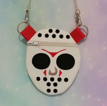 Friday the 13th Inspired Small Bag