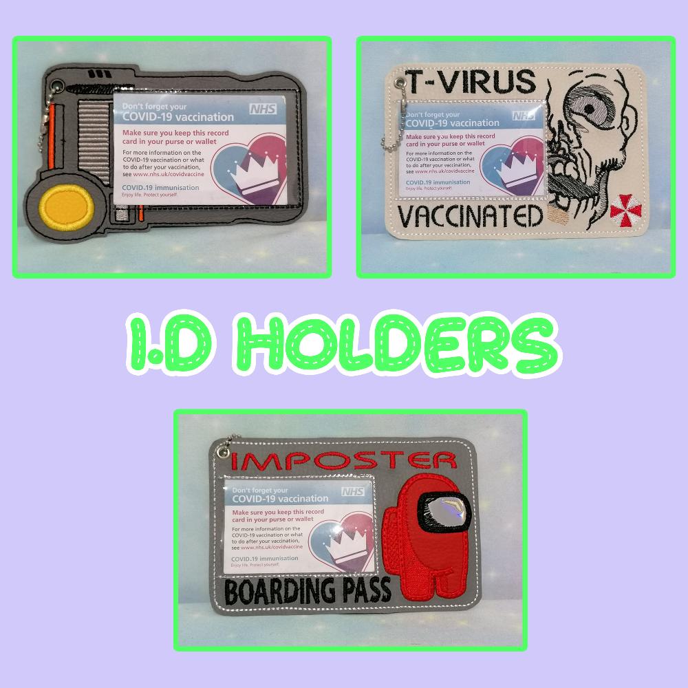 Vaccine / I.D Holders