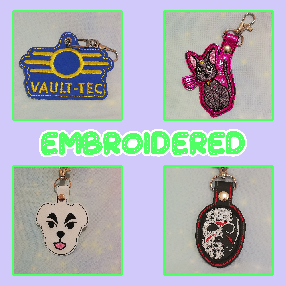 Embroidered Items