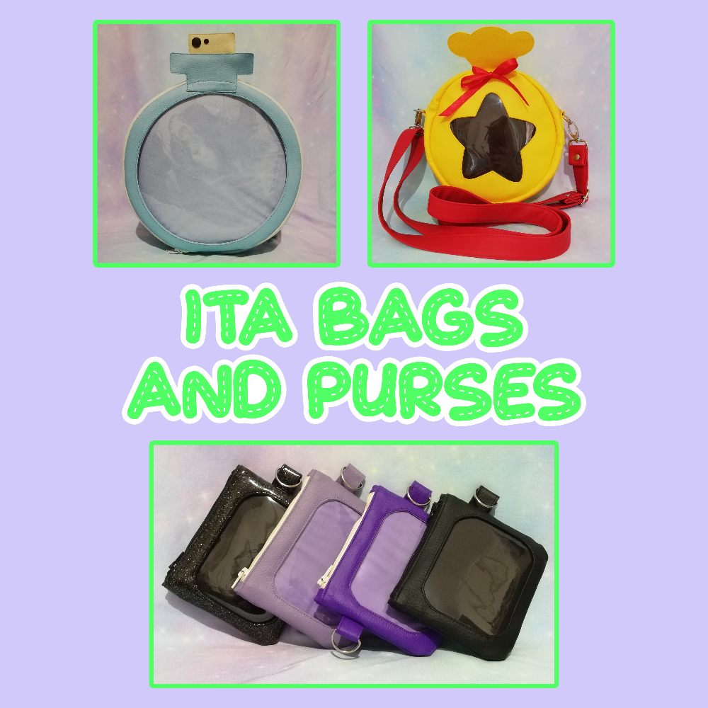 Ita Bags, Purses and Accessories