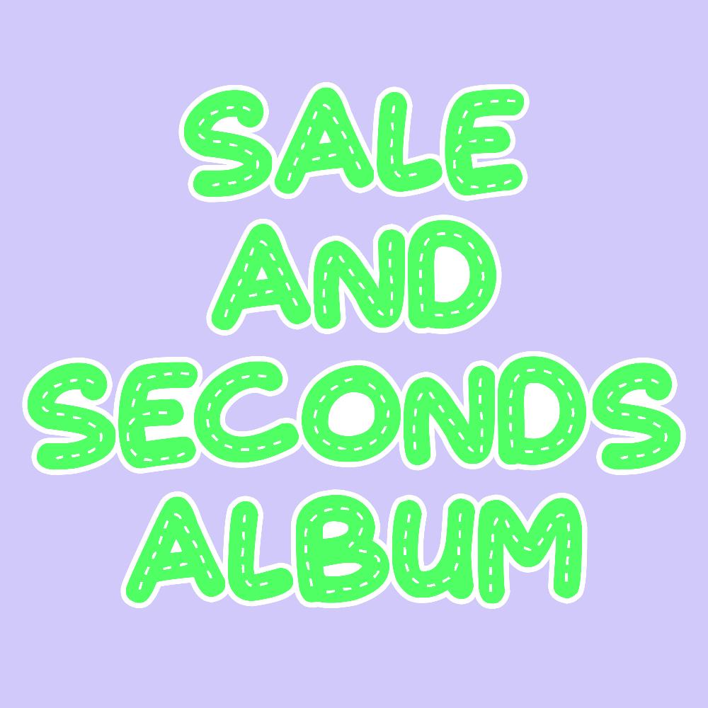 Sales and seconds Album