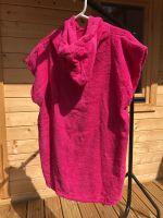 O'Shea changing robe - children's