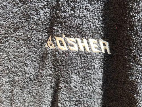 O'Shea changing robe - adult