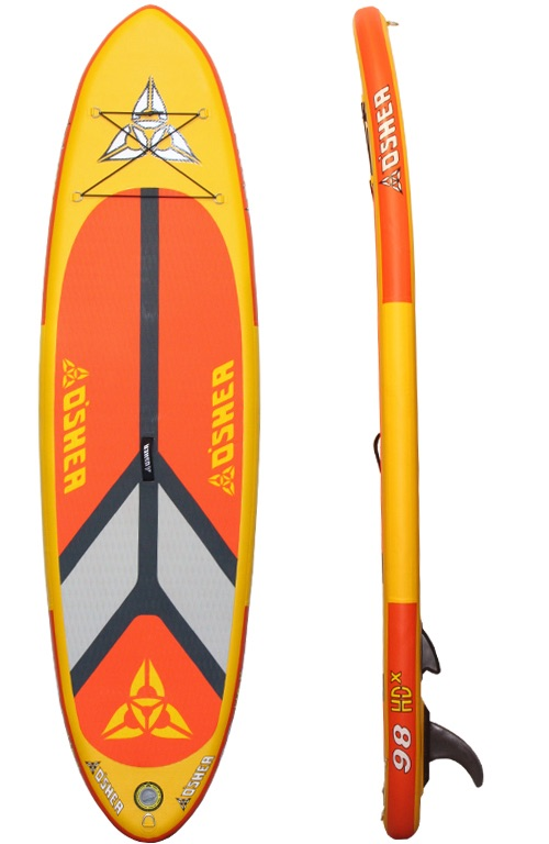 The O'Shea 9'8″ HDx Inflatable SUP