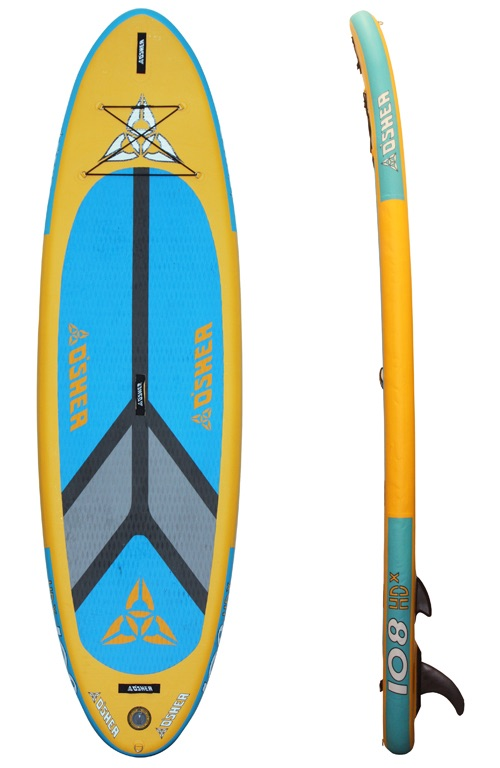The O'Shea 10'8″ HDx Inflatable SUP