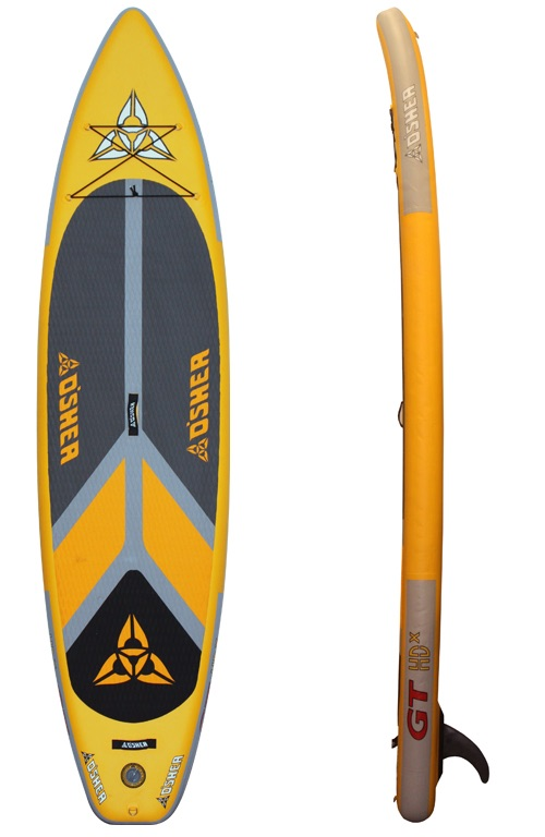 The O'Shea GT HDx Inflatable SUP