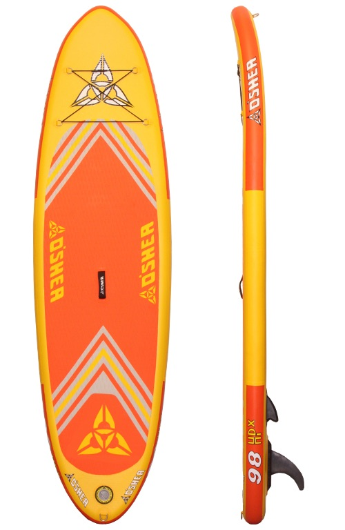 The O'Shea 9'8″ HPx Inflatable SUP