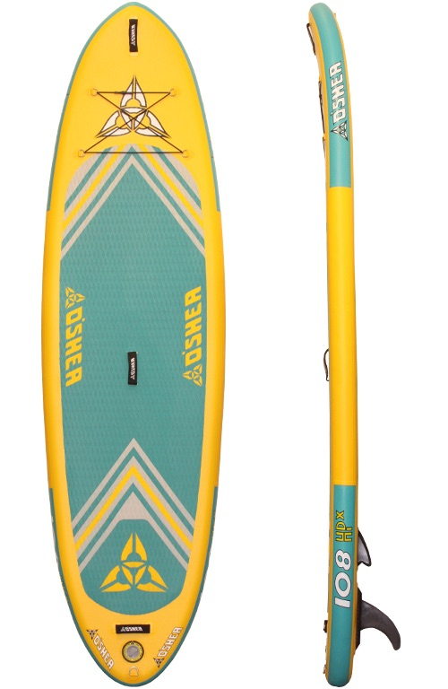The O'Shea 10'8″ HPx Inflatable SUP