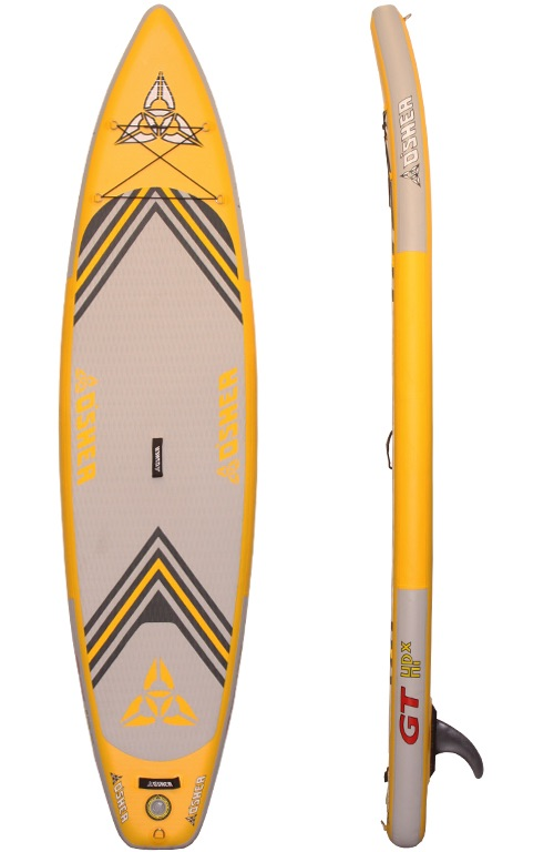 The O'Shea GT HPx Inflatable SUP