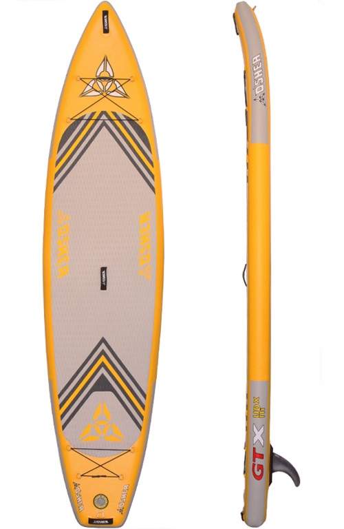 The O'Shea GTX HPx Inflatable SUP