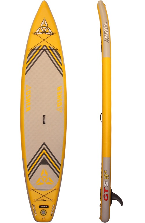 The O'Shea GTS HPx Inflatable SUP