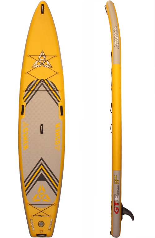 The O'Shea GTE HPx Inflatable SUP