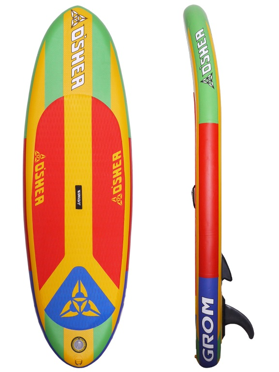 The O'Shea Grom QSx Inflatable SUP