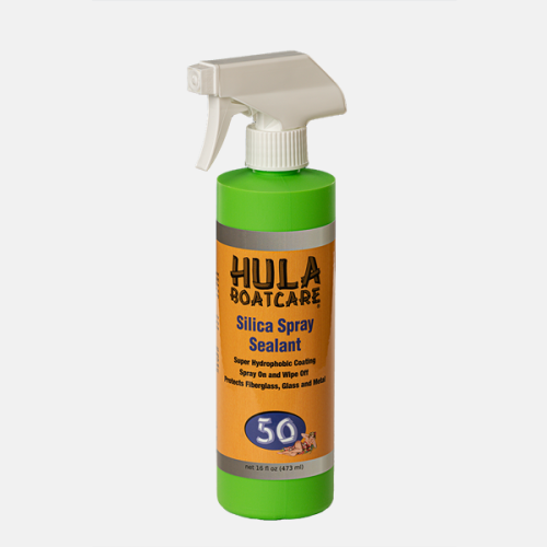 Silica Spray Sealant