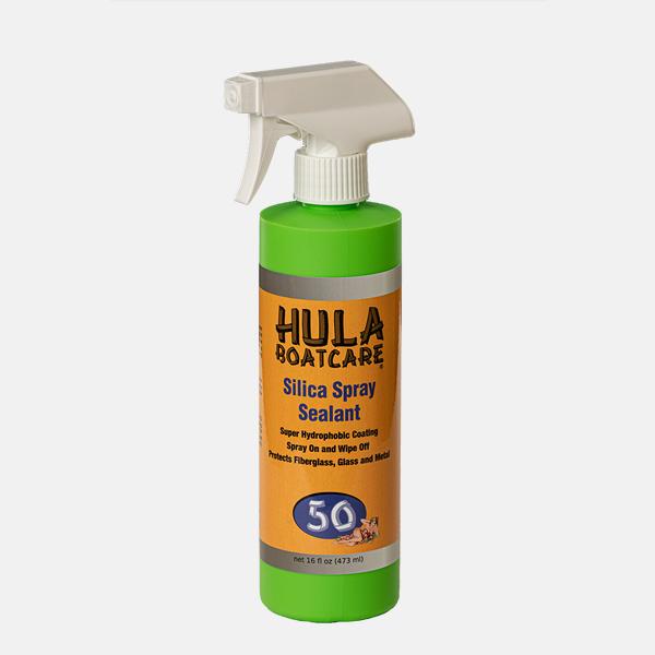 Silica Spray Sealant