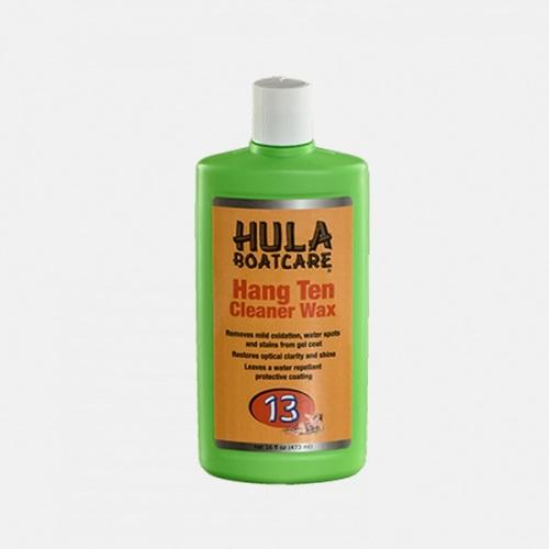 Hang Ten Gel Coat Cleaner Wax