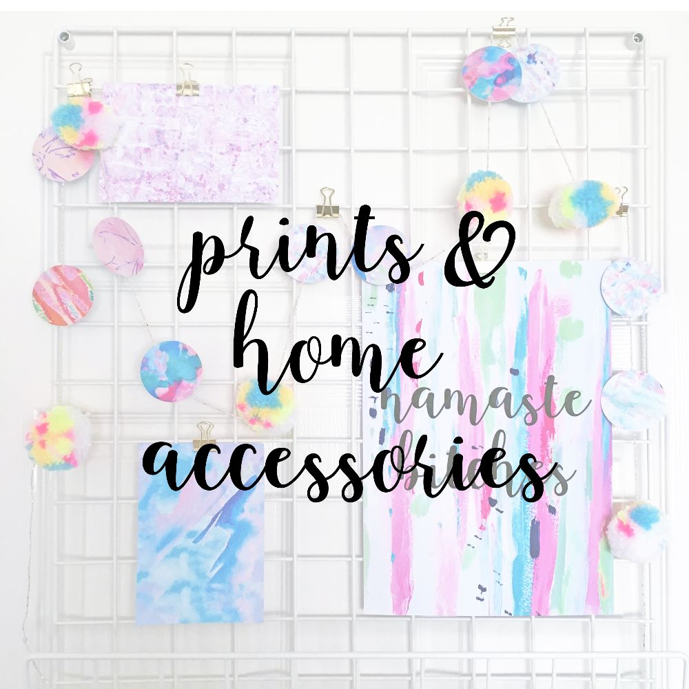 Prints & Home Accessories