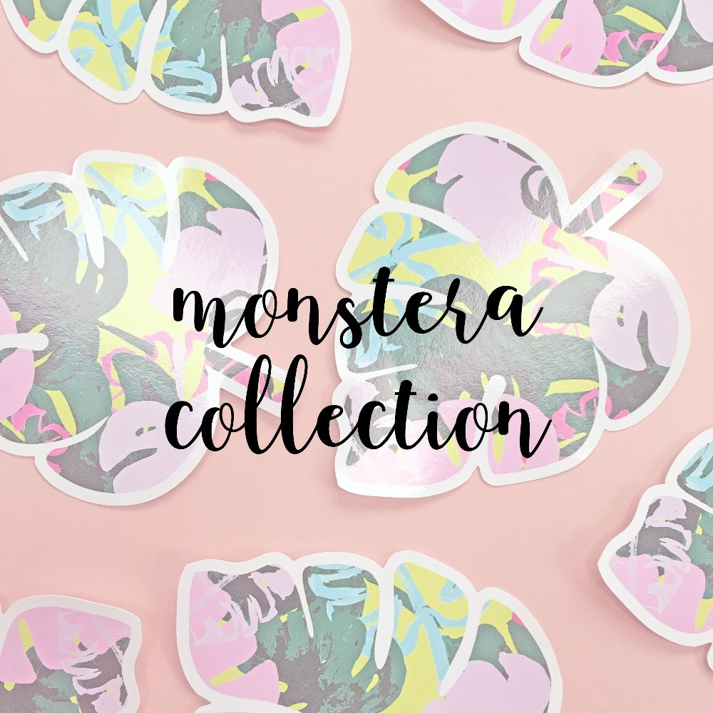 Monstera Collection