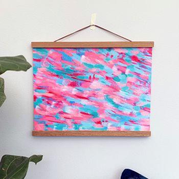 'Savannah' Abstract Print