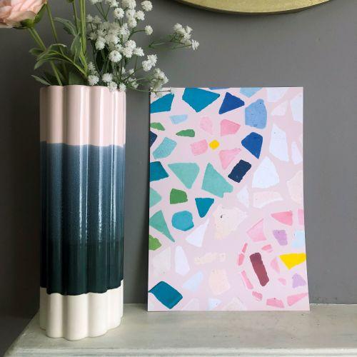 'Summer Mosaic' Art Print
