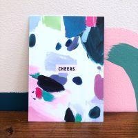 'Cheers' Postcard