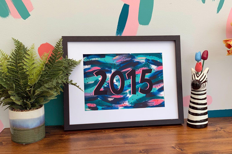 2015 print