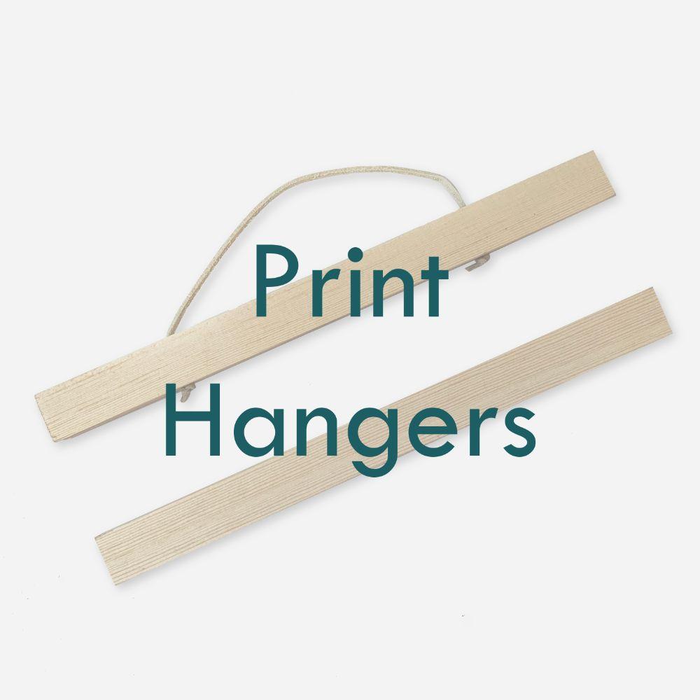 Print Hangers