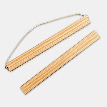 21cm (A4) Wooden Print Hanger