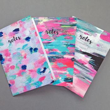 Set of 3 Lucky Dip Notebooks