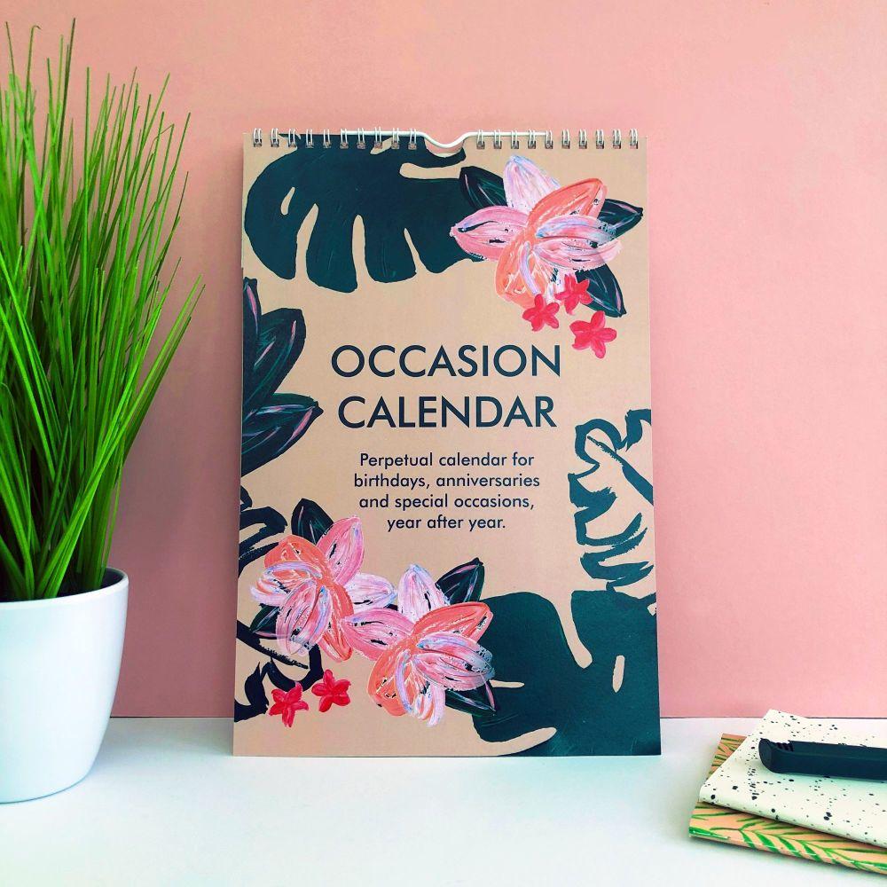 Occasion Calendar - Plants