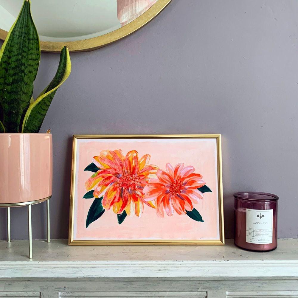 'Flora' Print (Landscape)
