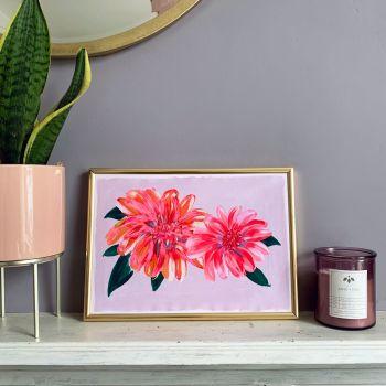 'Fleur' Print (Landscape)