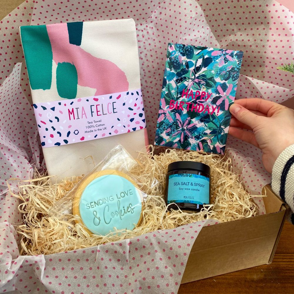 Build Your Gift Box - Direct to Recipient