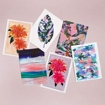 6 Pack of Postcards - Nature