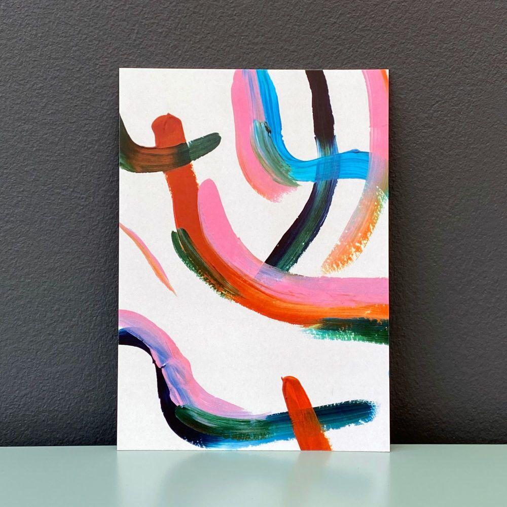 A6 Art Postcard #9
