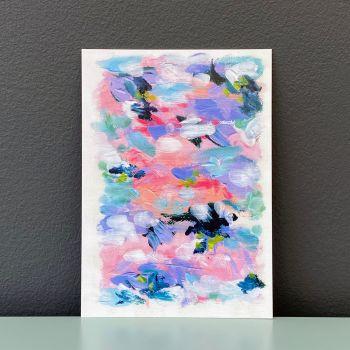A6 Art Postcard #12