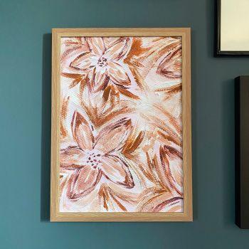 'Mustard Flower' Print
