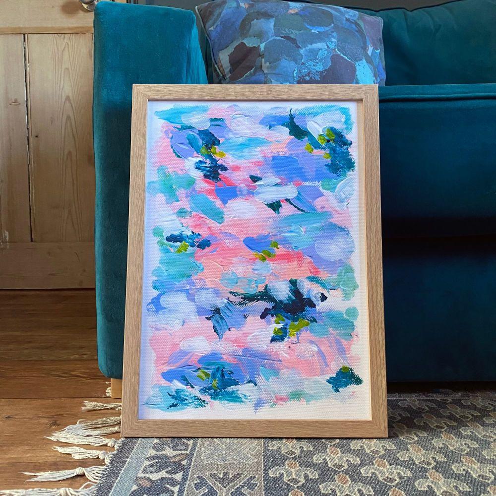 'Ocean Breeze' Print