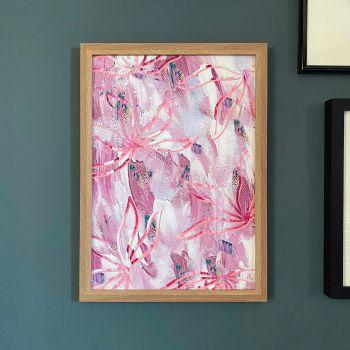 'Pineapple Flower' Print