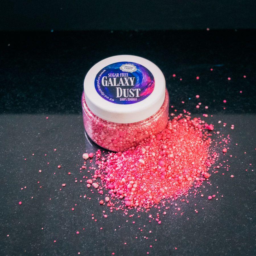 Crystal Candy Galaxy Dust - Magenta