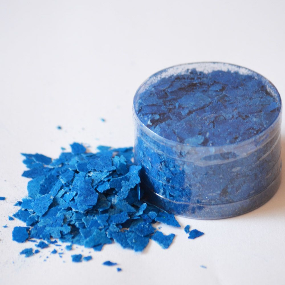 Crystal Candy Edible Flakes -  Blue Vibe