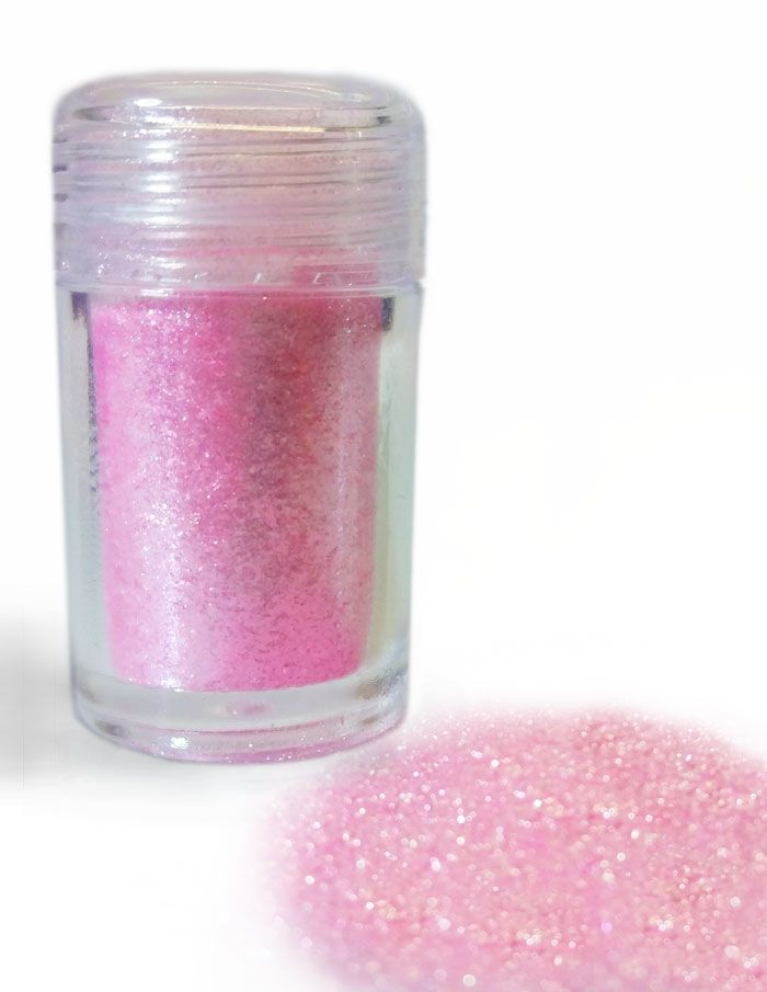 Crystal Candy Diamond Lustre Dust -  Ravishing Rose