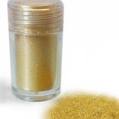 Crystal Candy Diamond Lustre Dust -  INCA Gold Lustre
