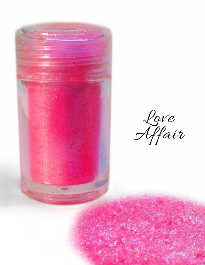 Crystal Candy Vivid Diamond Lustre Dusts -  Love Affair