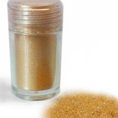 Crystal Candy Diamond Lustre Dust -  OLD Gold Lustre